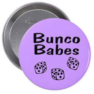 Bunco Babes Button