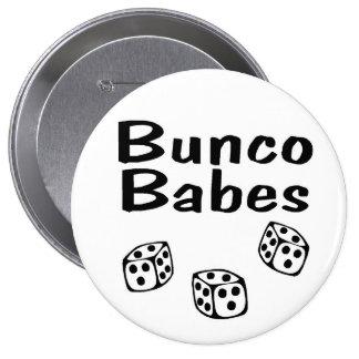 Bunco Babes Pins