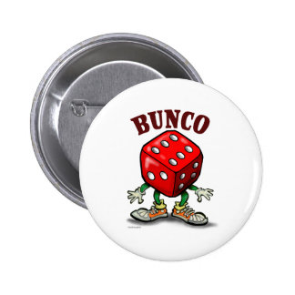 Bunco Buttons
