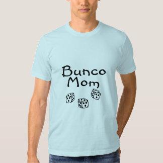 Bunco Mom Shirts
