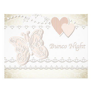 Bunco Night Products Letterhead