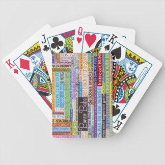 Bunco Bicycle Poker Deck