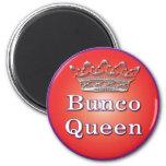 bunco queen magnet refrigerator magnets