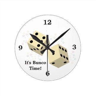Bunco Time Clock
