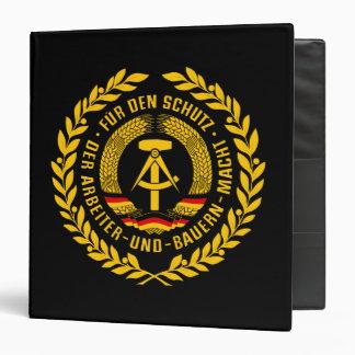 Bundesrepublik Deutschland/guirlande de l'Allemagn Classeurs Vinyle