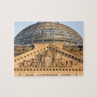 Bundestag Berlin Jigsaw Puzzle