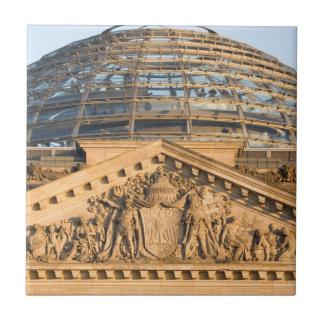 Bundestag Berlin Tiles