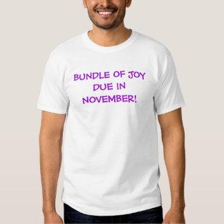 BUNDLE OF JOY DUE IN NOVEMBER! TEES