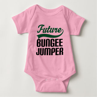 Bungee Jumper (Future) Baby Bodysuit