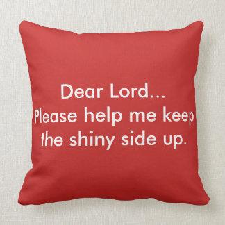Bunk Throw Pillow
