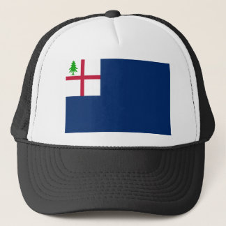 Bunker Hill Flag Trucker Hat