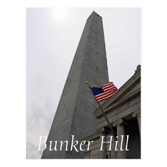 Bunker Hill Postcard
