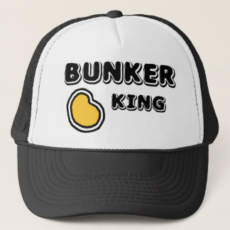 Bunker King Trucker Hat