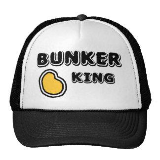Bunker King Trucker Hat