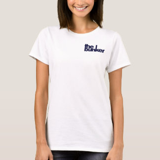 bunker ladies go/bunker t-shirt