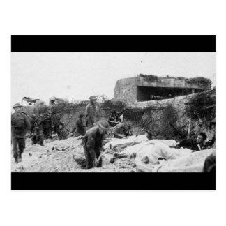 Bunker on Hill Postcard