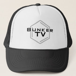 BunkerTV TruckerCap new logo Trucker Hat
