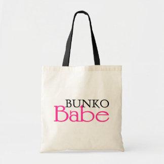 Bunko Babe Tote Bag