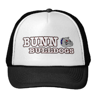 Bunn Bulldogs Trucker Hat