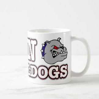 Bunn Bulldogs Coffee Mug