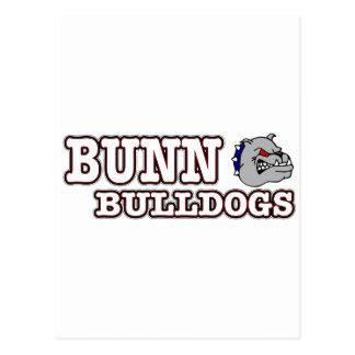 Bunn Bulldogs Postcard