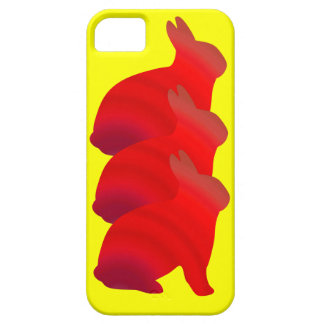 Bunnies galore. iPhone 5 cases