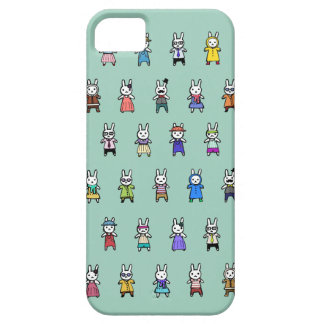 Bunnies! iPhone 5 Cover