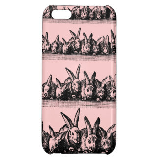 Bunnies iPhone 5C Covers
