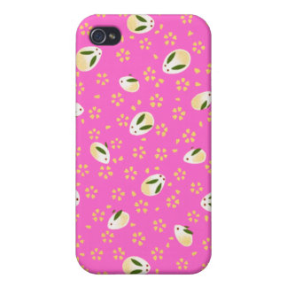 Bunnies Cases For iPhone 4