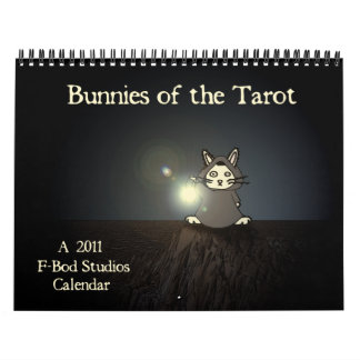 Bunnies of the Tarot 2011 Calendar