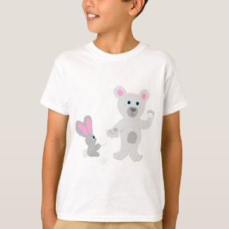 Bunny and Bear Team mates T-Shirt