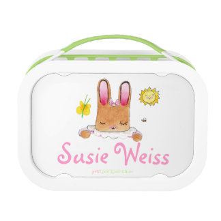 bunny and sun lunchbox