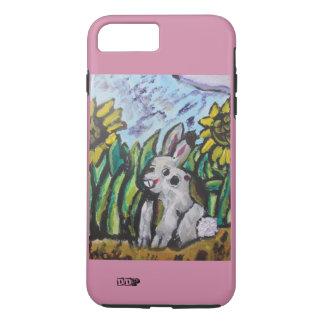 Bunny art iPhone 7 plus case