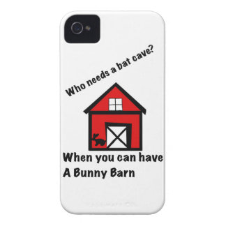 Bunny barn iPhone 4 covers