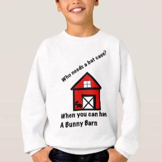 Bunny barn sweatshirt