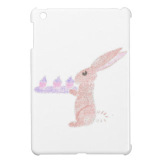 Bunny Brings Out The Cupcakes Case For The iPad Mini