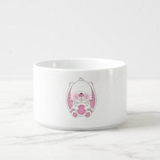 Bunny Cartoon Chili Bowl