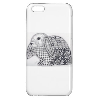 Bunny Case For iPhone 5C