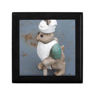 Bunny chef gift box