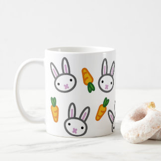 Bunny cup/Cup rabbits Coffee Mug