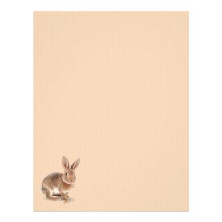 Bunny Custom Letterhead