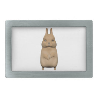 Bunny cute and lovely belt buckles