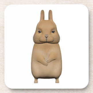 Bunny cute and lovely coaster