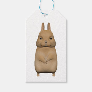 Bunny cute and lovely gift tags