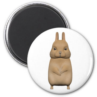Bunny cute and lovely magnet