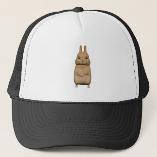 Bunny cute and lovely trucker hat