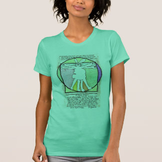 Bunny Da Vinci T shirt Apparel