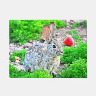 Bunny Door Mat