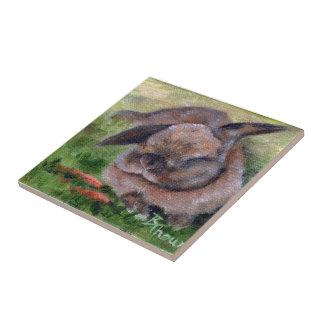 Bunny Dreams Tile