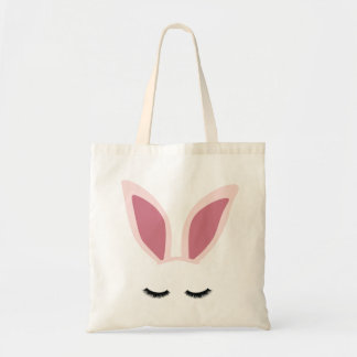 Bunny Ear Lashes Tote